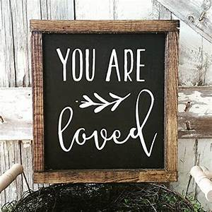 baby farmhouse framed quote signs