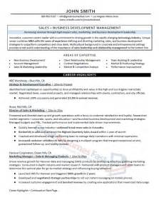 2017 Executive Resume Samples