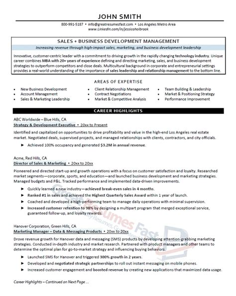 Executive Resume Exles 2017 by Professional Resume Template 2017 Learnhowtoloseweight Net
