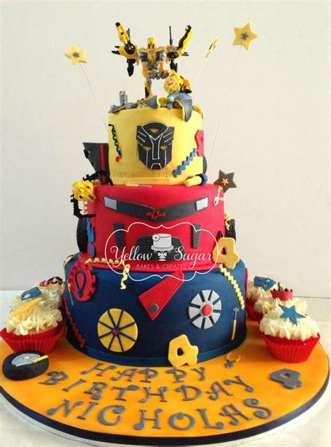 transformer cake ideas transformer birthday cake birthday cake ideas
