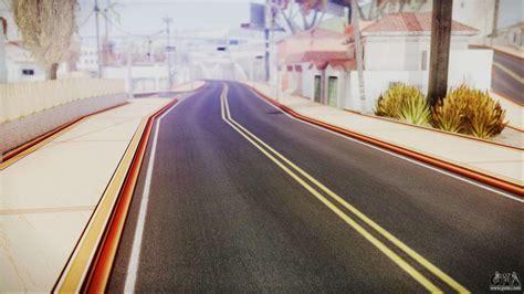 hd  city roads  gta san andreas