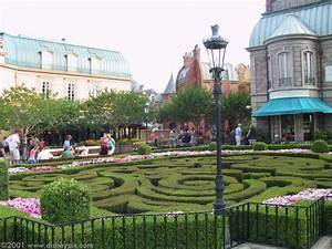 France Pavilion Garden