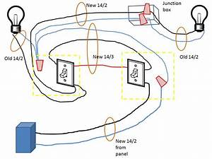 Will This 3-way Switch Wiring Work  - Electrical