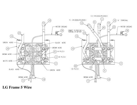 Warn Winch M12000 Wiring Diagram by Warn M12000 Wiring Question Ih8mud Forum