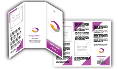 Templates For Brochures Microsoft Word by Brochure Word Templates Brickhost 151f2d85bc37