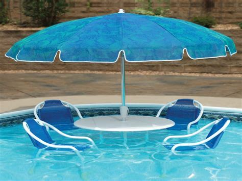 Patio table and chair, swimming pool patio table set small