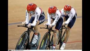 Gold & Bronze Finals - Women's Team Pursuit - 2013 UCI ...