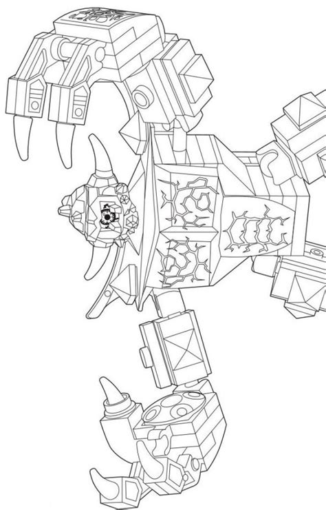 kids  funde malvorlage lego nexo knights lego nexo