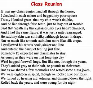 Twas the Night Before My Class Reunion Just for Laughs
