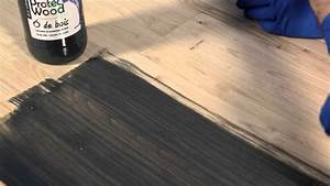 Comment Vitrifier Un Escalier : comment teinter et vitrifier un parquet en bois de ch taigner tutoriel protec 39 wood youtube ~ Farleysfitness.com Idées de Décoration
