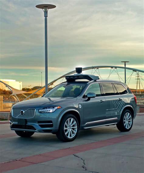 Uber Suspends Selfdriving Tests After Autonomous Car