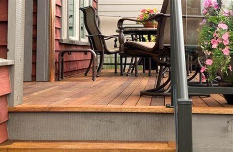 diy tips  redwood decking   build  redwood deck