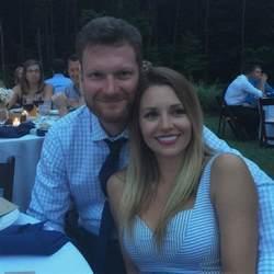 Dale Earnhardt Jr Girlfriend Amy