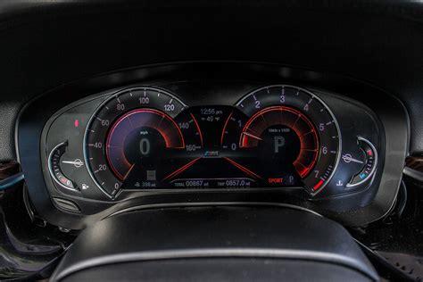 bmw dashboard 2017 bmw 5 series first drive impressions digital trends