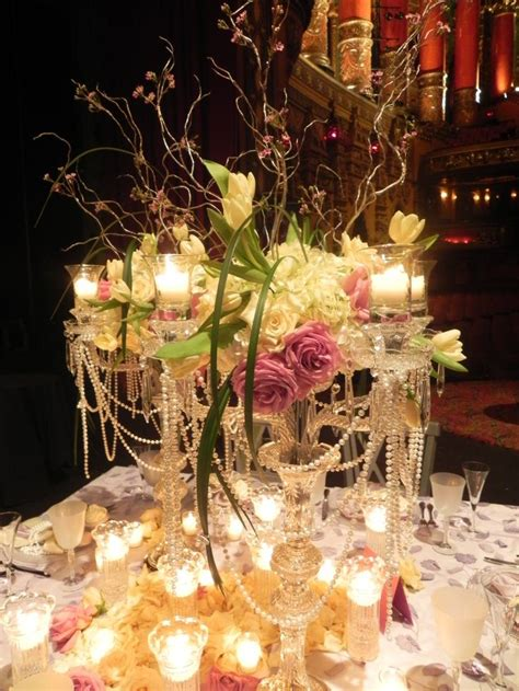 great gatsby party centerpieces