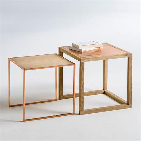 table basse la redoute tables basses gigognes elori la redoute interieurs table basse la redoute ventes pas cher