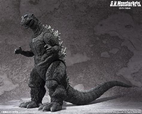 Photos For 1954 Godzilla Sh Monsterarts Figure