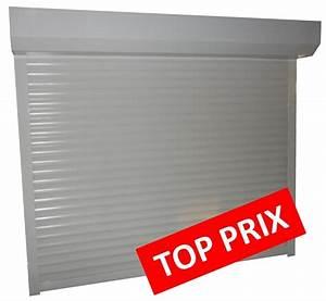 Porte De Garage Enroulable Pas Cher : porte de garage enroulable aluminium pas cher maison ~ Dailycaller-alerts.com Idées de Décoration