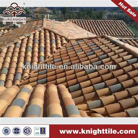 traditional clay barrel roof tile buy