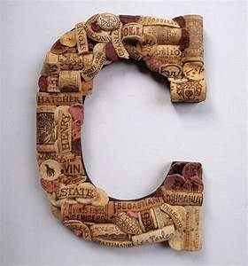 wine cork letters levelings With cork alphabet letters