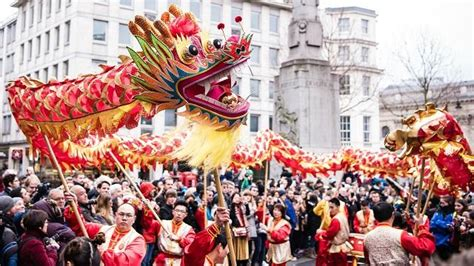 chinese  year   london special event business