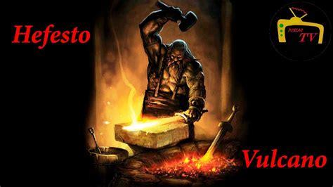 breve biografia hefesto vulcano youtube