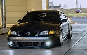 Slammed New Edge Mach 1 Ford Mustang | New edge mustang, Mustang cobra, Mustang gt