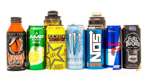 energy drinks facts wizard bodybuilding effects side myths