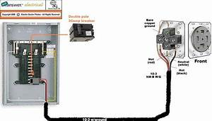 Electrical 220v Dryer Outlet Wiring Diagram
