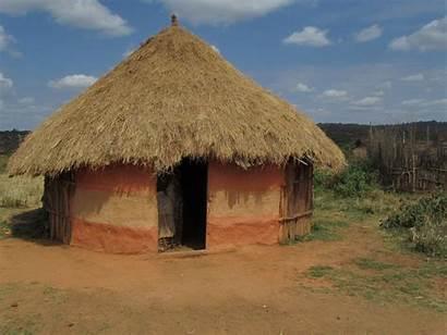 Ethiopia Houses Traditional Hut Ethiopian Structures Plains