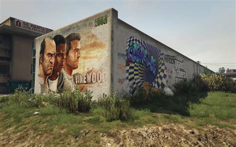 leaving marks  graffiti gta modscom