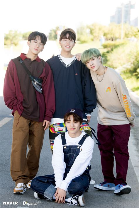 stray kids photoshoot by naver x dispatch kpopping