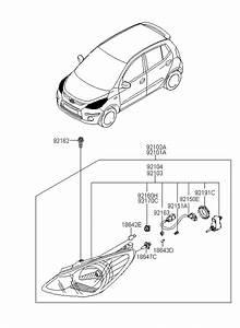 Hyundai I10 Wiring Diagram