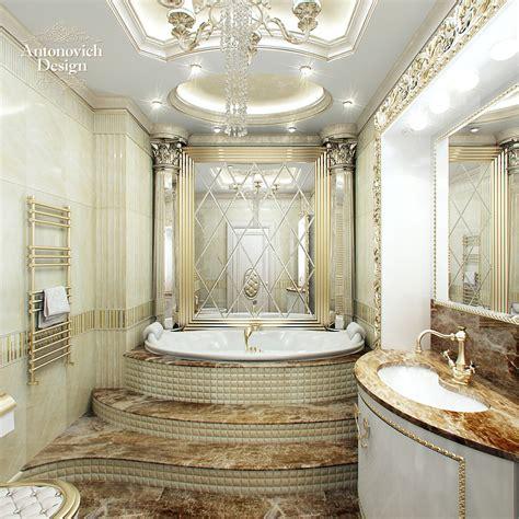 interior design bathroom luxury apartment interior antonovich design turkey Luxury