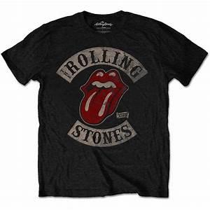 Tee Shirt Rolling Stones : rolling stones 78 biker patch t shirt new official ~ Voncanada.com Idées de Décoration
