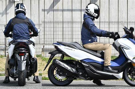 Honda Forza 250 Image by Honda Forza 250