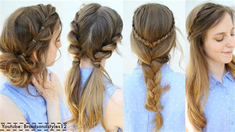 easy summer hairstyle ideas summer hairstyles