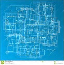 blue prints house building blueprint royalty free stock photos image 11040628