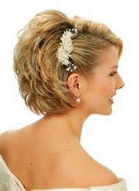 mother   bride hairstyles  short hair