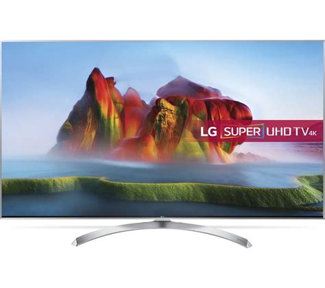 buy lg 55sj810v 55 quot smart 4k ultra hd hdr led tv free delivery currys