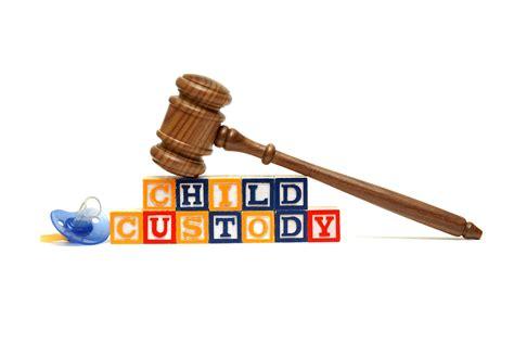 physical custody  legal custody