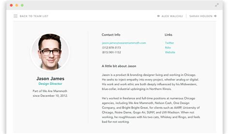 employee biography template professional biography template free 45 free biography templates exles personal search