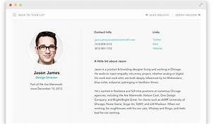 employee profile template out of darkness With staff bio template