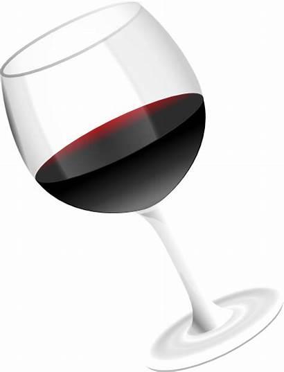 Wine Glass Clip Clipart Glasses Clker Domain
