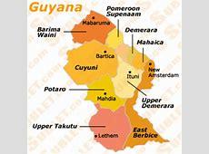 Guyana Information, Rentals, Demographics, Recreation