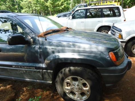 how cars run 2000 jeep cherokee head up display sell used 2000 jeep grand cherokee laredo 2wd needs head gasket great for parts in jackson new
