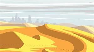Footprints in the desert [2] wallpaper - Vector wallpapers ...