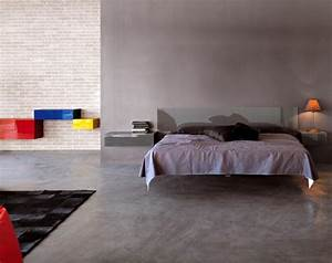 10 amazing floating bed design ideas for the bedroom rilane With amazing bedroom with floating bed frame