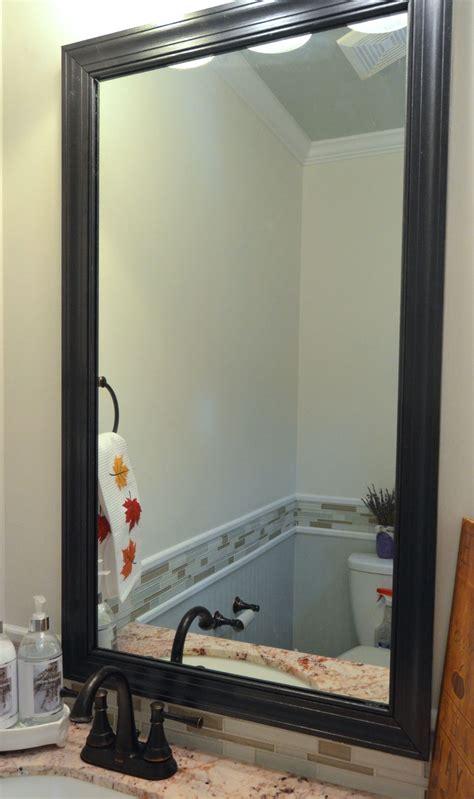 frame  mirror  clips   easy steps