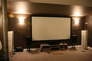How To Build A Movie Theater Room In Your Apartment